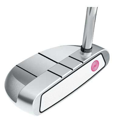 Odyssey  Divine Pink Rossie Putter (Women's, Right-Handed, 34 -Inch, Steel Shaft), Outdoor Stuffs