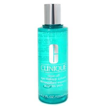 Rinse Off Eye Make Up Solvent Clinique 4.2 oz Eye Solvent For Unisex by Clinique