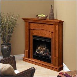 dimplex branson corner electric fireplace in warm oak amazon ca rh amazon ca dimplex chelsea corner fireplace dimplex electric fireplace corner unit