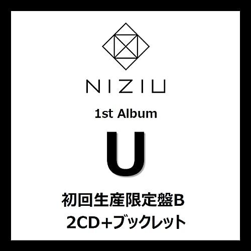 [2021년 11월 24일 발매 예정] 니쥬 NIZIU - U (첫 생산 한정반B) (오리지날・메가 자케(전9종 중1종을 랜덤)