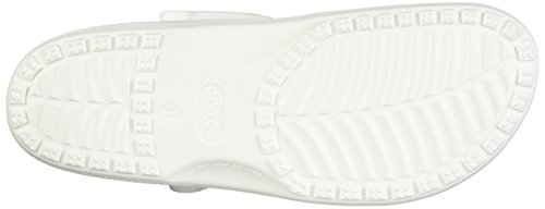 Crocs Unisex Adult Brook Park Clogs White (White) uoUIFelWqi