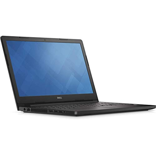 Dell Latitude 3570 HD Touch Screen Business Laptop PC (Intel Dual Core i5-6200U, 8GB Ram, 500GB HDD, HDMI, WiFi, SD Card Reader) Win 10 Pro (Renewed)