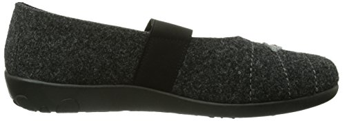 Chaussons 2220 asphalte Femme Gris Rohde 83 RPHqBwHxO