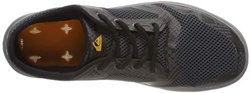 Infilare Quiksilver grey Combo grey Grigio Uomo Amphibian orange Sneaker Xssn Plus qtwxZSPtf
