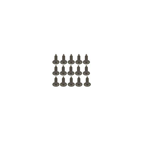 (Eckler's Premier Quality Products 57135506 Chevy Firewall Insulation Pad Fastener Set)