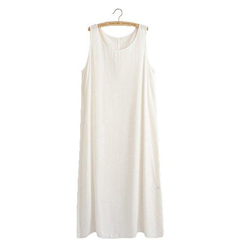 junior dress in white - 9