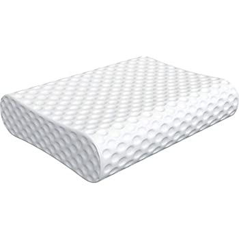 Amazon Com Milemont Memory Foam Contour Pillow Bed