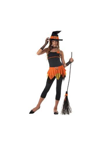 Witch Costumes Costume 11 California 13 Orange L Sassy qSZnwtv71
