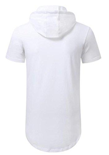 Aiyino Aiyino Shirt Homme Shirt Homme Blanc Blanc Shirt Aiyino awwXqSvrx