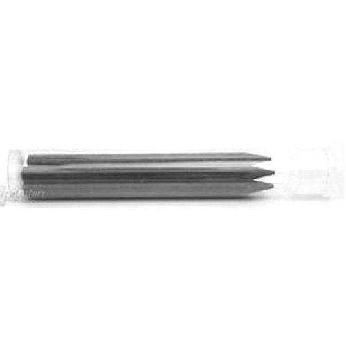 Tube/6 Rosetta Da Vinci 5.5/5.6 mm Graphite Leads, HB Black