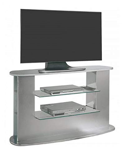SZ Suarez Mesa Television Salon Mueble Auxiliar TV Color Gris ...