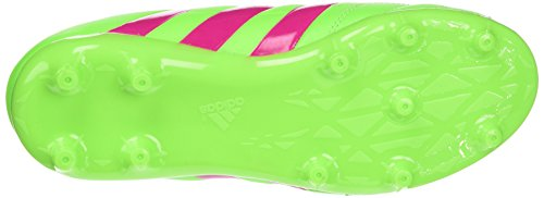Adidas Ace 16,3 FG Leather AG/J-Stivali da bambino, colore: multicolore
