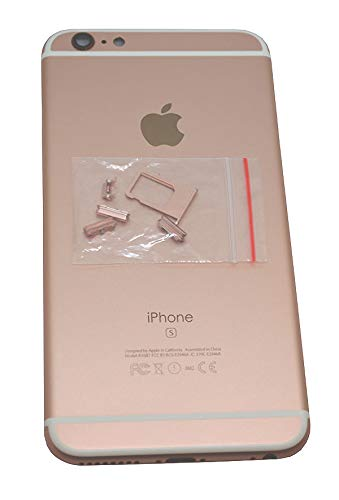 timeless design 57eb7 34035 ORWAY Battery Back Door Replacement Housing Panel Body Cover for Apple  iPhone 6S Plus (Rosegold).