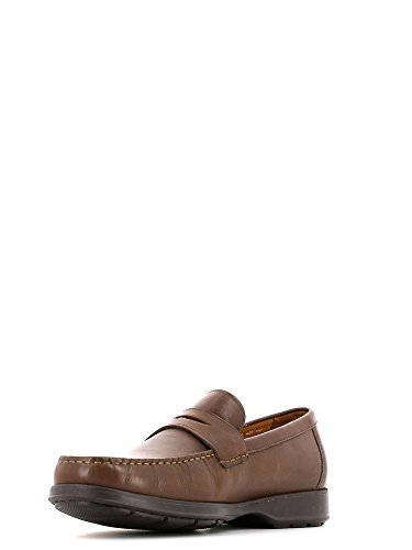 Mephisto Howard Desert 9251 Dark Brown, Pantofole Uomo Marrone