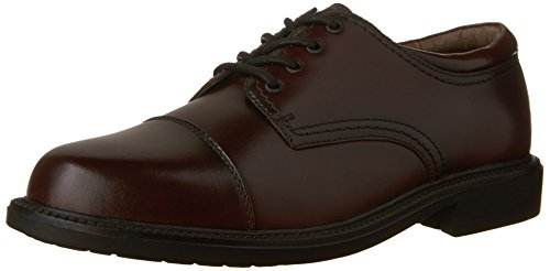 (Dockers Men's Gordon Leather Oxford Dress Shoe,Cordovan,12 W US)