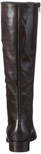 Gabor Shoes Fashion, Botas de Montar para Mujer Marrón (Moro Effekt)