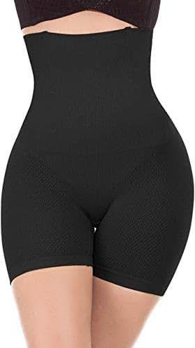 Womens Tummy Control Waist Trainer Belt Bodysuit Shapewear Weight Loss Belly Girdle Butt Lifter Shaper Panty