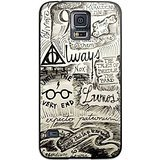 Harry Potter Quote for Iphone and Samsung Galaxy Case (Samsung Galaxy S5 black) (Canada Customs Duties And Taxes On Imports)