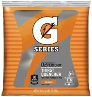 2-1/2GAL ORANGE POWDER MIX 32-21OZ PKG - 32EA/CS by Gatorade
