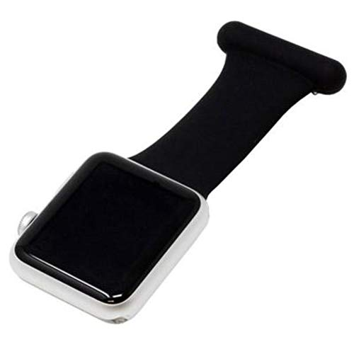 Makzib Fob for Apple Watch for Nurses Midwives Doctors Healthcare Paramedics, Silicone Pin Fob, Infection Control Design…