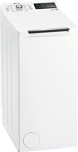 Bauknecht WMT Style 722 ZEN Waschmaschine TL / A+++ / 174 kWh/Jahr / 1200 UpM / 7 kg / extrem leise mit 48 db / Direktantrieb / weiß