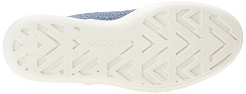 3 Retro Retro Sneaker ECCO Soft Women's Fashion Blue Blue zqfxaEX