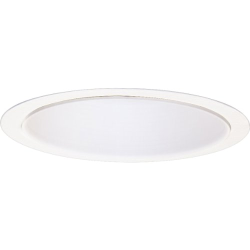 - Progress Lighting P8068-28 Cones for Insulated Ceilings 7-3/4-Inch Outside Diameter, Bright White