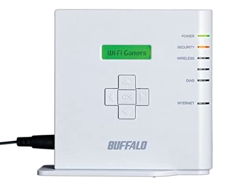 Buffalo Wi-fi Gamers Gaming Access Point (WCA-G)