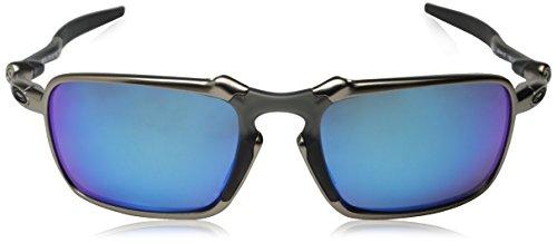602004 de 60 Sole 6020 Mujer Oakley Gafas Hombre Unisex Sol MOD qgznwH4