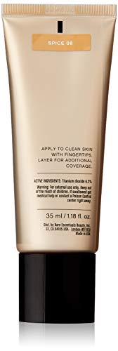 bareMinerals Complexion Rescue Tinted Hydrating Gel Cream SPF 30, Spice 08, 1.18 Ounce