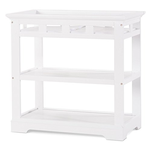 Child Craft Kayden Infant Changing Table with Pad, Slate by Child Craft (Image #2)