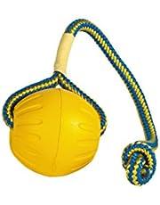 Starmark Swing 'n Fling DuraFoam Ball Dog Toy