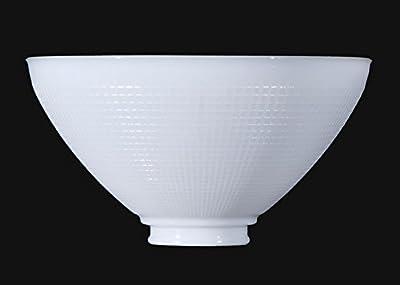 "B&P Lamp 10"" Dia., I.E.S Opal Reflector"