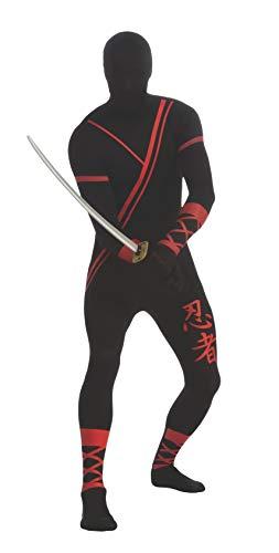 Ninja Skin Suit Adult Costume 忍者スキンスーツ大人用コスチューム♪ハロウィン♪サイズ:X-Large