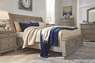Amazon.com: Amazing Buys Lettner Bedroom Set by Ashley ...