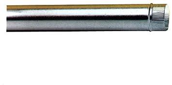 Wolfpack 22010082 Tubo Estufa galvanizado (150 mm)