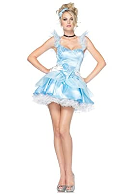 Leg Avenue Women's Storybook Babe Costume