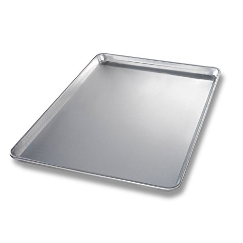 Sheet Pan, Aluminum, 12 Gauge, 18x26 by Chicago Metallic