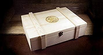 Kupilka caja de madera con todos los art/ículos