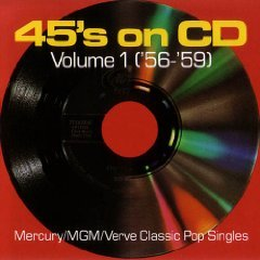 45's on CD, Vol. 1 - On Outlets 45