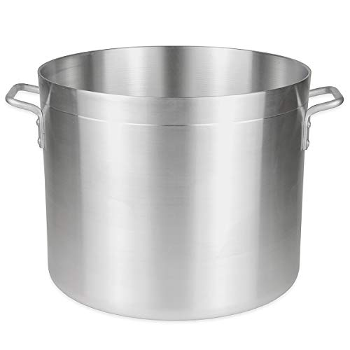 Update International  40 Qt Aluminum Stock Pot