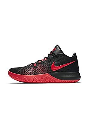 Amazon.com | Nike Men's Kyrie Flytrap EP, Black/RED Orbit