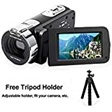 Best Panasonic Camcorders Dvds - Camcorder Digital Camera Good Video Camera Recorder 2.7 Review