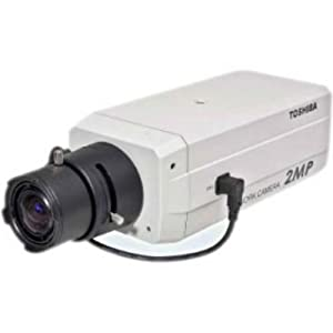 Toshiba IK-WB30A IP/Network Camera with 2 Megapixel 1600x1200 Resolution by Toshiba