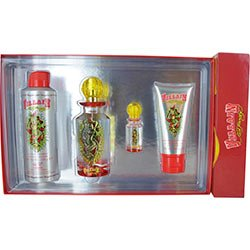 Amazon.com : ED HARDY VILLAIN by Christian Audigier Gift Set for ...