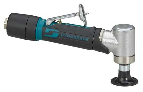 Dynabrade 48500 Diameter Right Angle Disc Sander, 2-Inch 51mm by Dynabrade