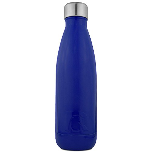 RTIC Double Wall Vacuum Insulated Water Bottle, 17 oz, Royal Royal Bottle