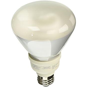 TCP 2R301451K CFL R30 - 65 Watt Equivalent (14W) Daylight (5100K) Flood Light Bulb