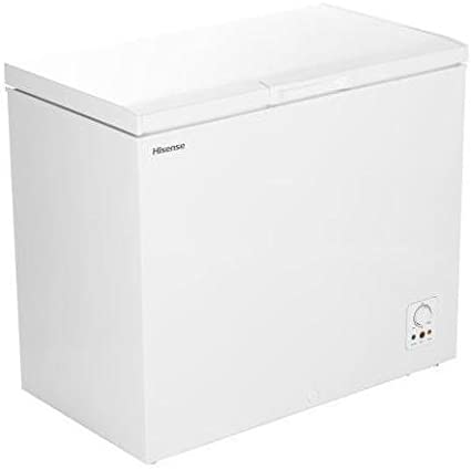 HISENSE Congelador Horizontal FC267D4AW1 Clase A Capacidad Neta ...