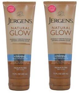 Jergens Natural Firming Moisturizer Medium